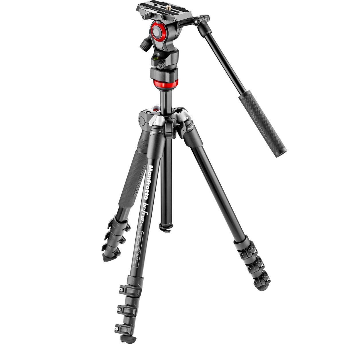 Tripode Manfrotto Befree Live Video