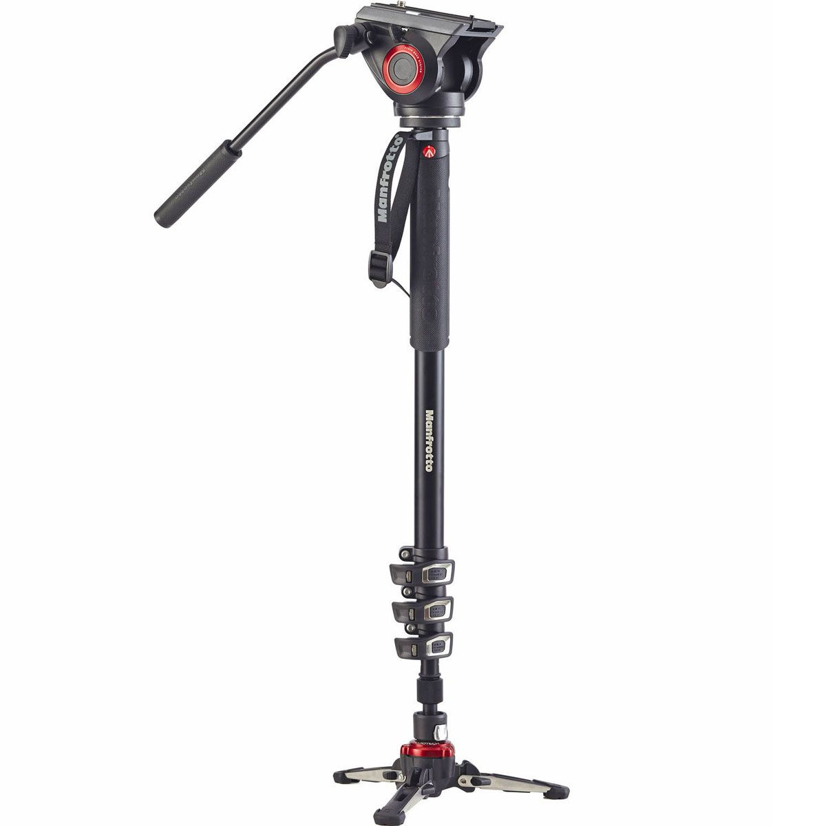 Trípode Manfrotto XPRO 500 Video – Monopie