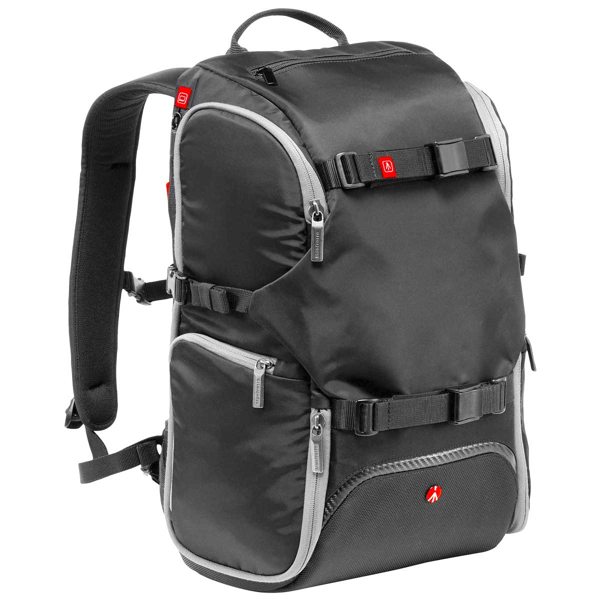 Mochila Manfrotto Advanced Travel Black