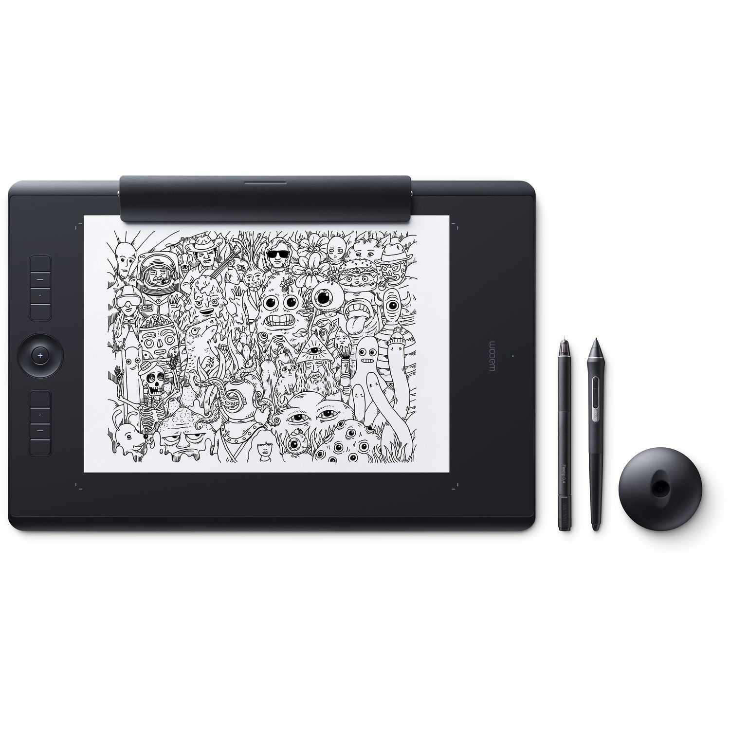 Wacom Intuos Pro Paper Edition Creative Pen Tablet – Large