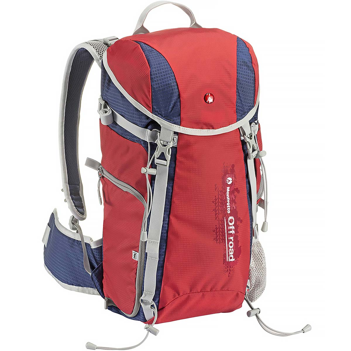 Mochila Manfrotto Mb Or-bp-20L Off Road Hiker Red