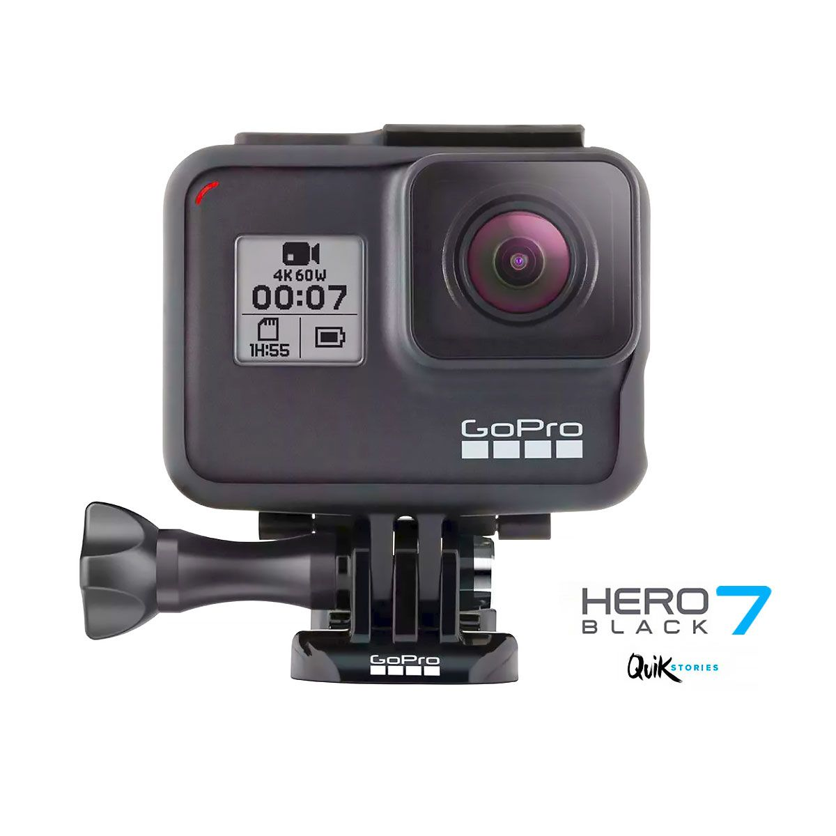 GoPro Hero 7 Black Camara 4k Ultra HD
