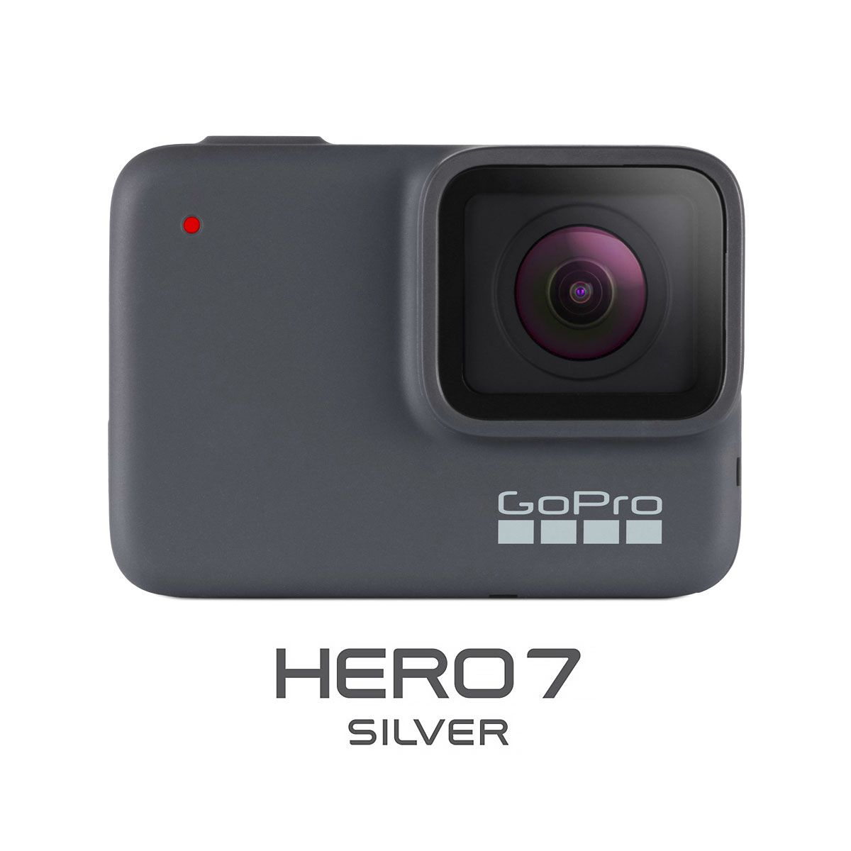 GoPro Hero 7 Silver Camara 4k Ultra HD