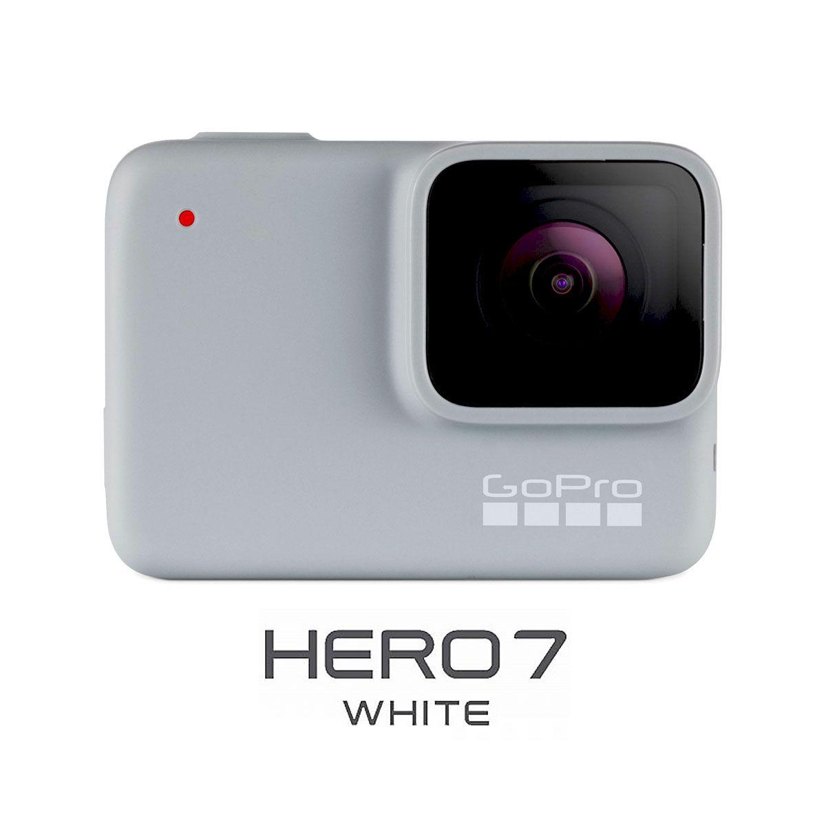 GoPro Hero 7 White Camara 1080p FHD