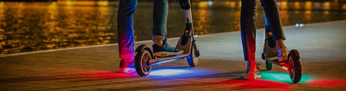 Scooters Electricos