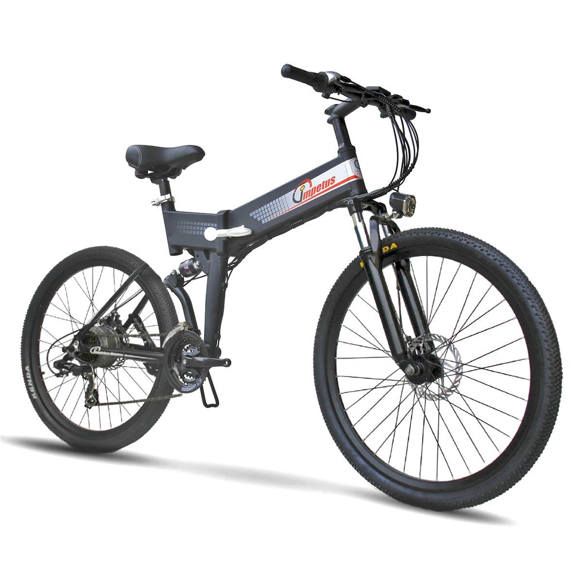 Bicicleta Electrica Ares – Impetus (Plegable)
