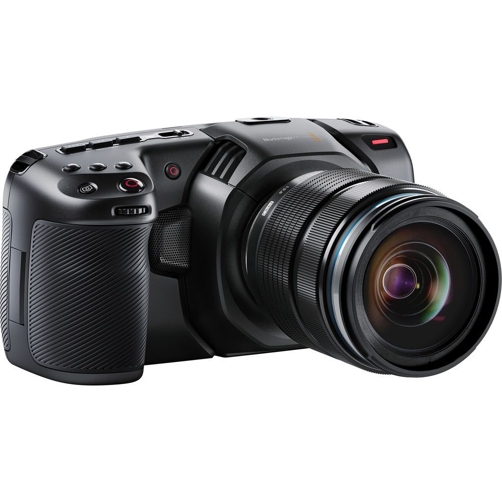 Blackmagic Design Pocket Cinema Camara 4K