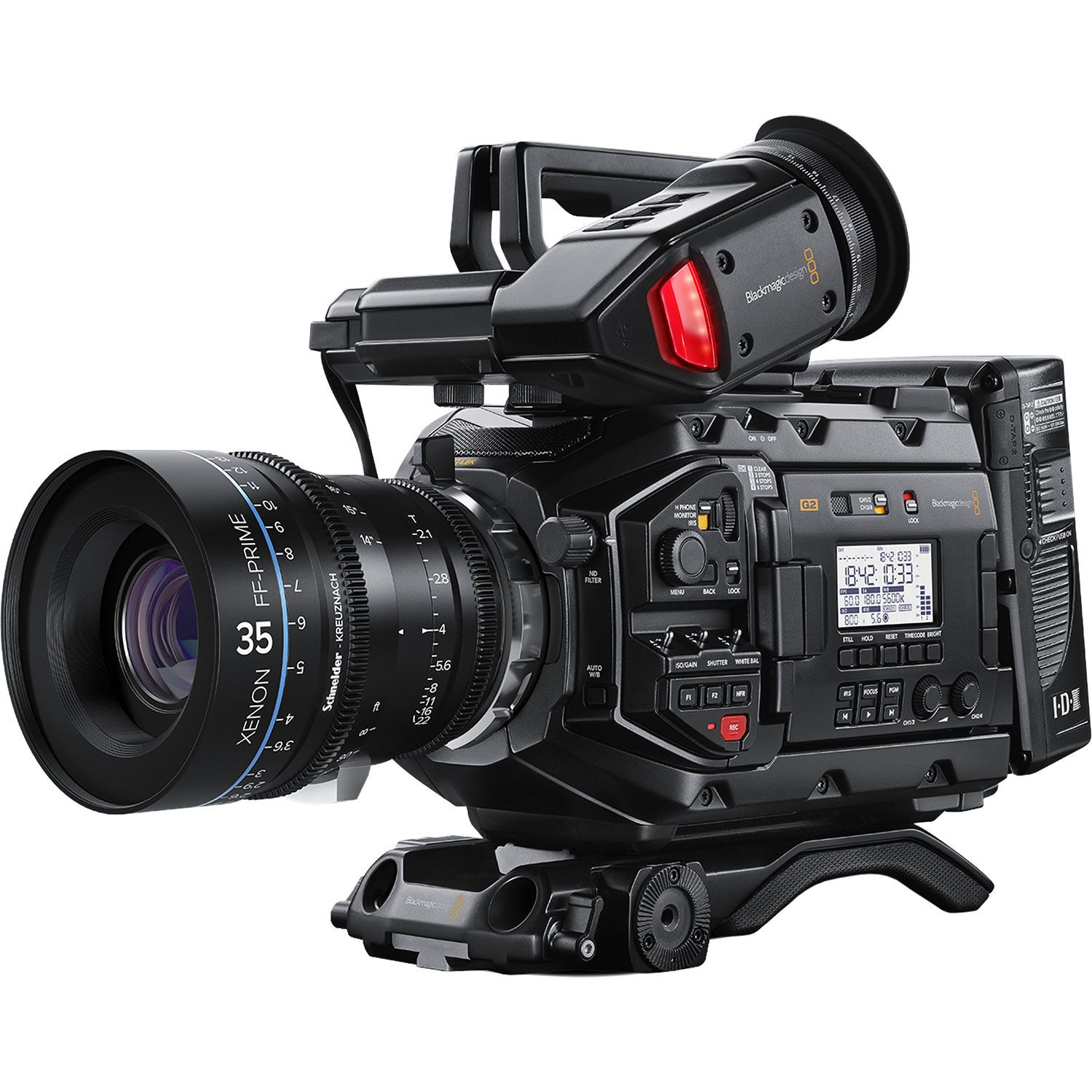 Blackmagic Design URSA Mini Pro 4.6K G2 Camara de cine digital