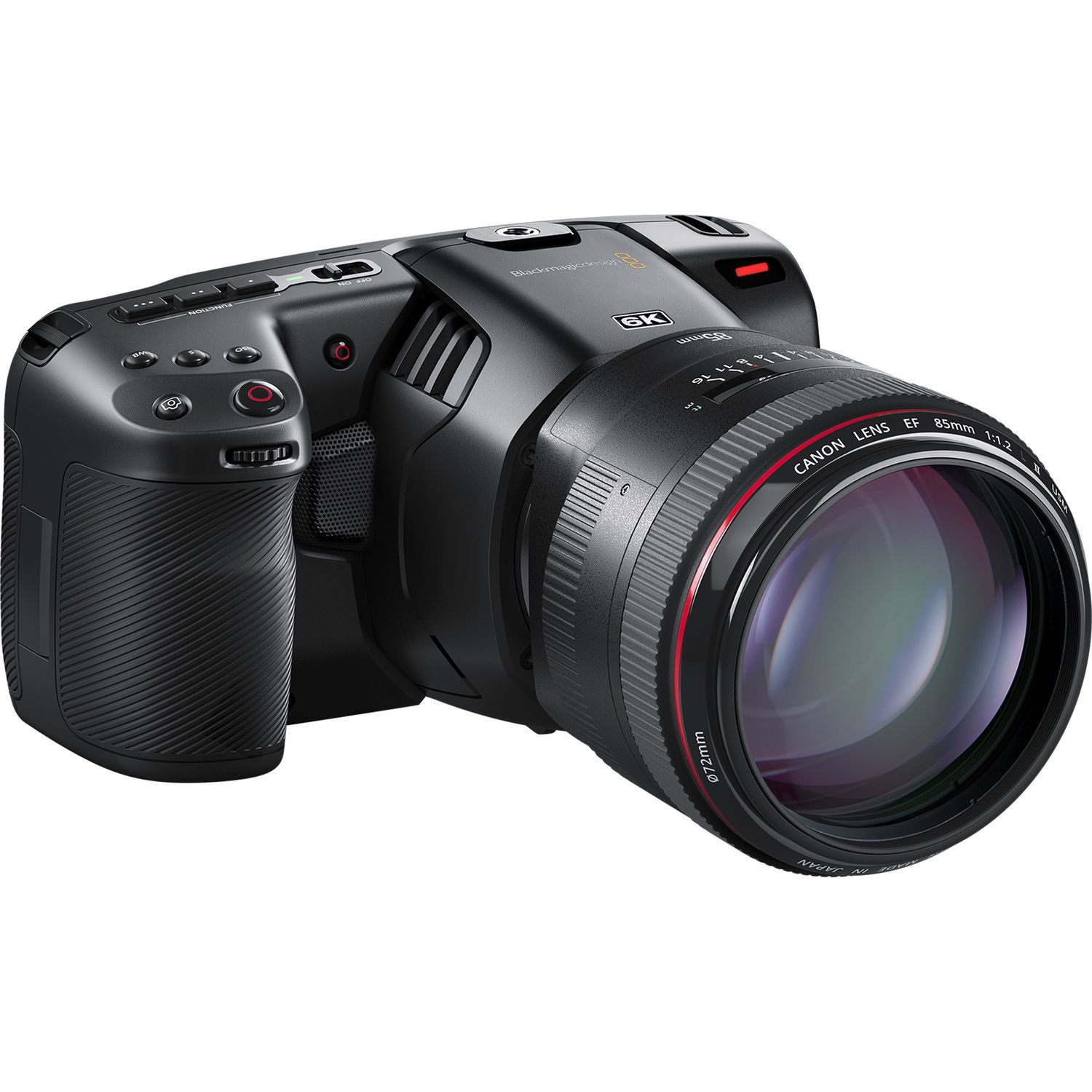 Blackmagic Design Pocket Cinema Camara 6K (Canon EF)