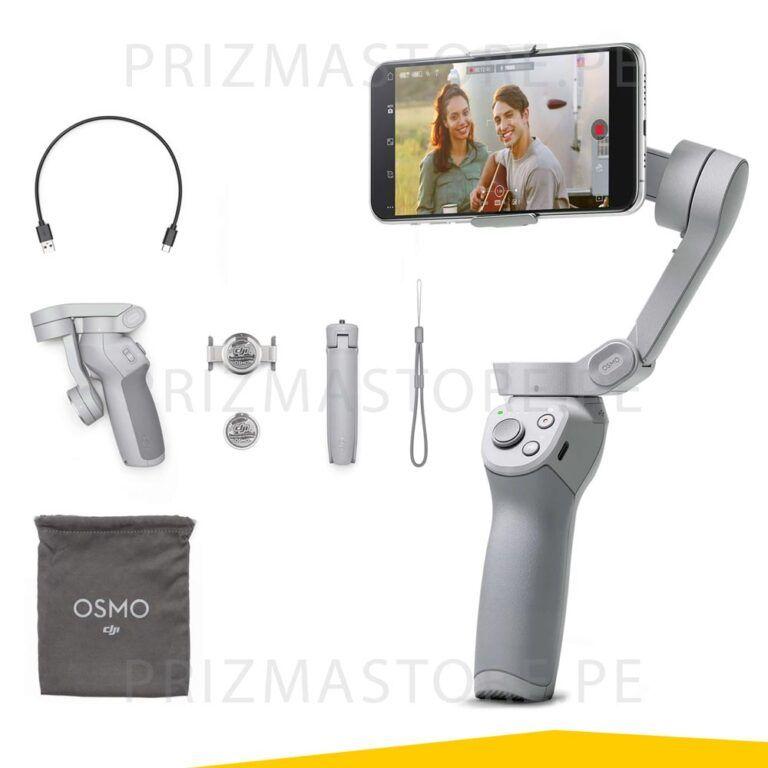 DJI Osmo Mobile 4 - Combo ¡EN STOCK!